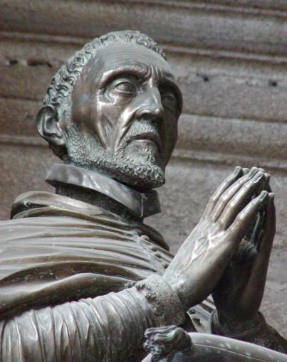 detalle Cardenal Rodrigo de Castro_Juan de Bolonia