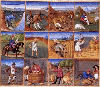 Travaux-paysans