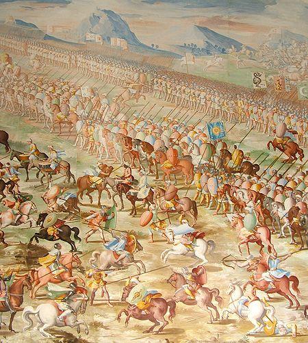 Batalla de la Higueruela El escorial.450px-Higueruela