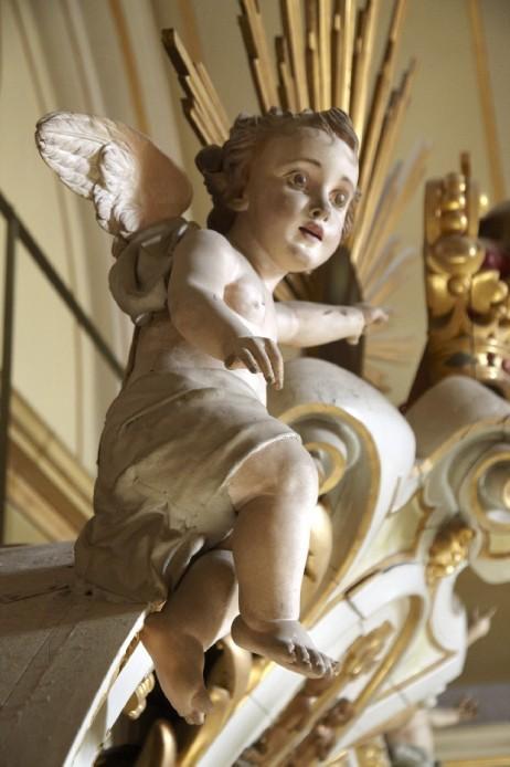 Alfredo Badenes Angel de la virgen de los desamparados de Carcagente antonio sabater mira.globered.com 2012082721414200002113880000333269