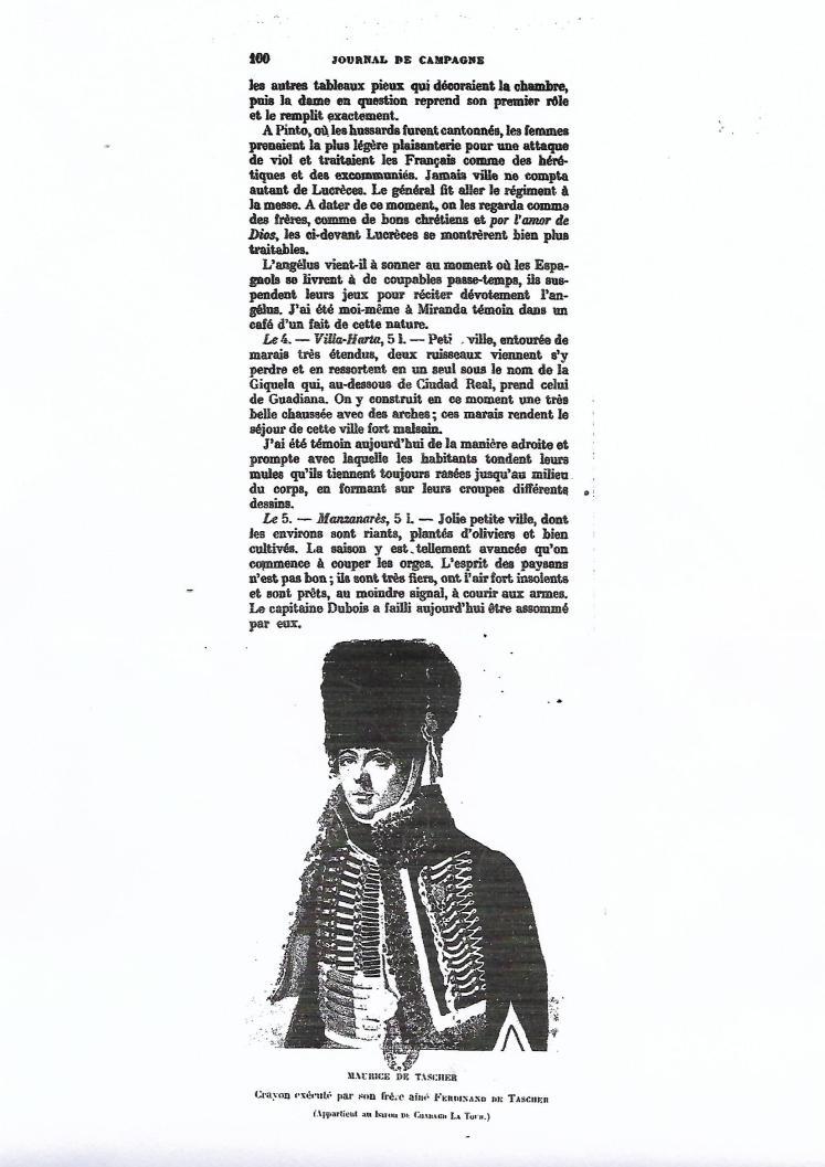 Maurice de Tascher Scan