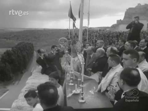 Inauguracion pantano de Peñarroya 1959hqdefault
