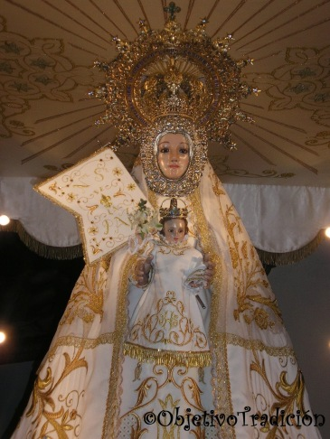 Resultado de imagen de Nuestra Señora  de la Paz Santa Cruz del Retamar