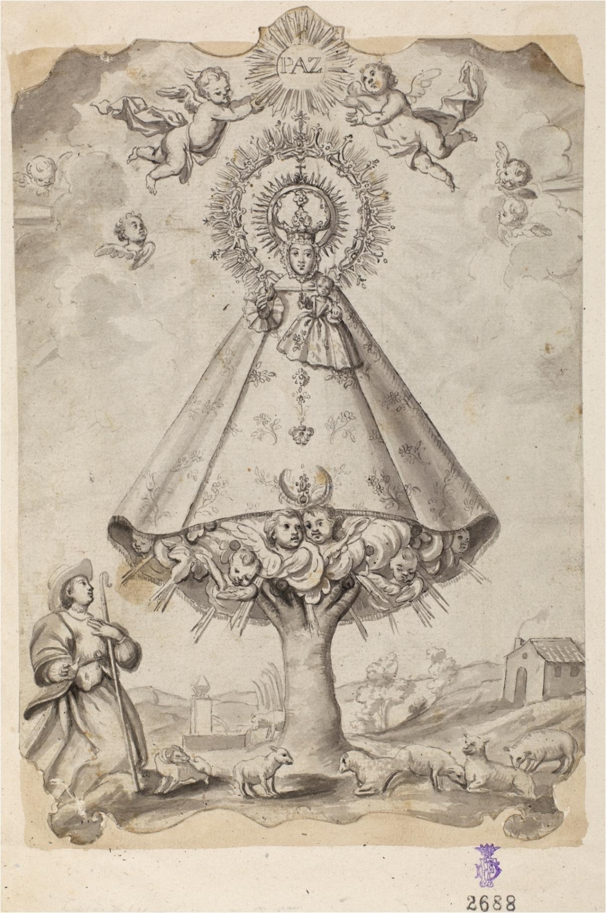 Virgen de la Paz de Alcobendas por Antonio Ponz museo del Prado .jpg