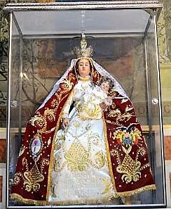 33 Capilla de Nuestra Senora de La Paz Catedral Metropolitana Metropolitan Cathedral Buenos Aires