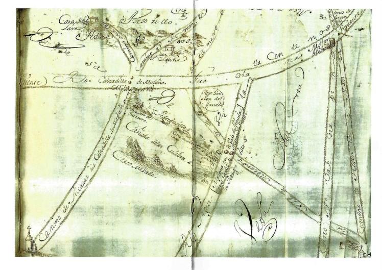 Mapa dehesa de VillacentenosScan