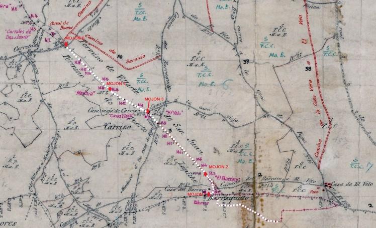 Mapa Villarta eL bARRACO pUERTO copia 130351-001